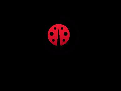 lady bug logo